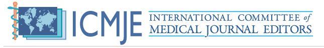 Logo ICMJE