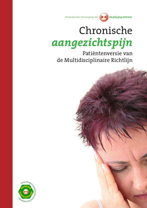 Patiëntenversie richtlijn Chronische aangezichtspijn