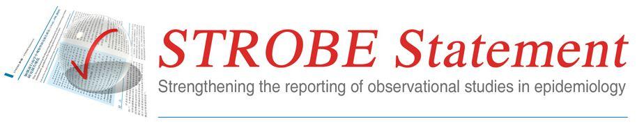 TROBE Statement met criteria voor observationeel onderzoek