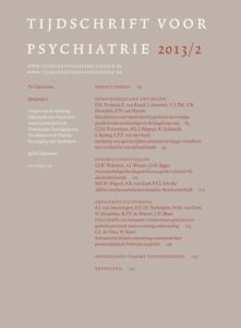 Tijdschrift voor Psychiatrie