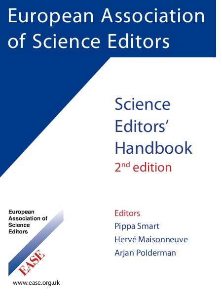 Handbook EASE, 2de druk